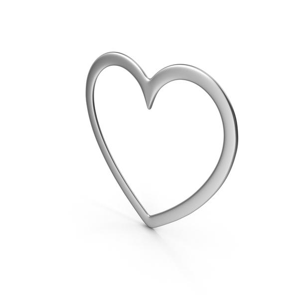 Shape: Heart Symbol PNG & PSD Images