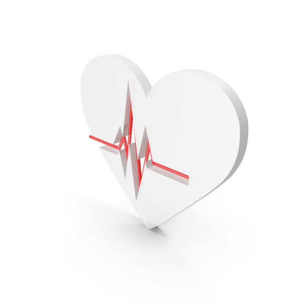 Shape: Heart White PNG & PSD Images