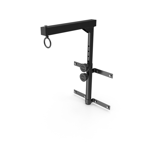 Heavy Bag Wall Mount PNG & PSD Images