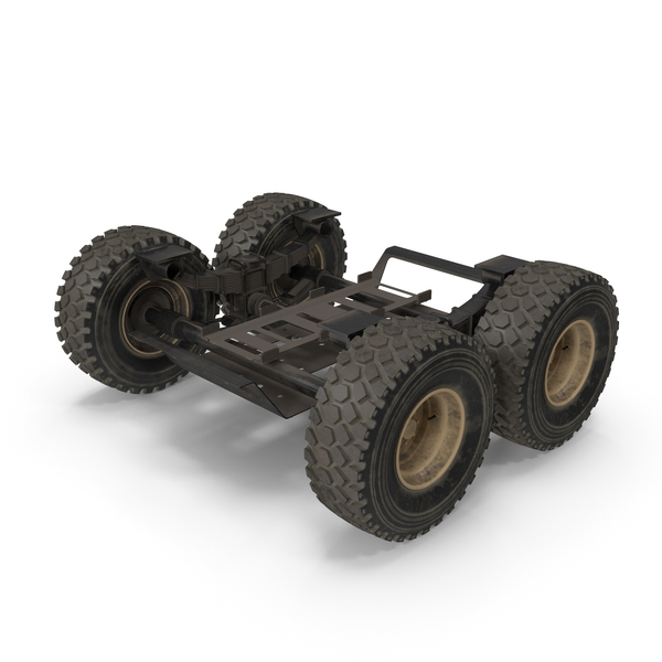 Heavy Duty Chassis PNG & PSD Images