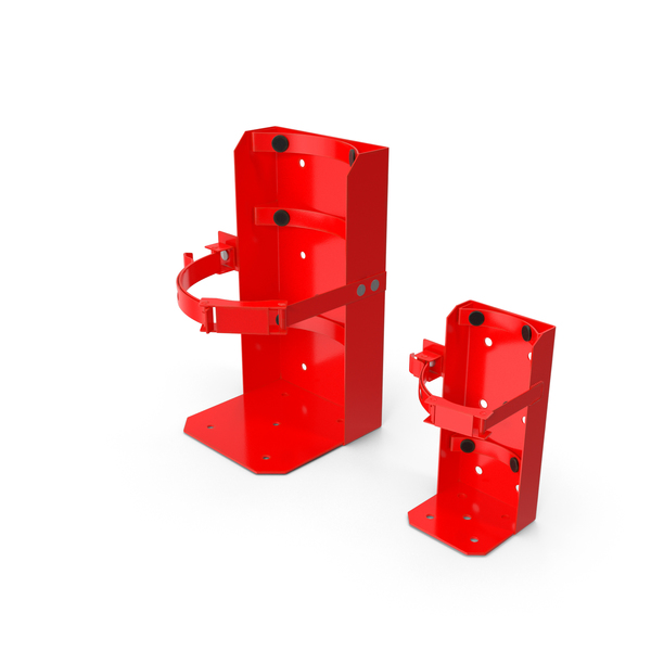 Heavy Duty Marine Bracket Set PNG & PSD Images
