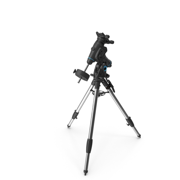 Heavy Duty Mount with Tripod Generic PNG & PSD Images