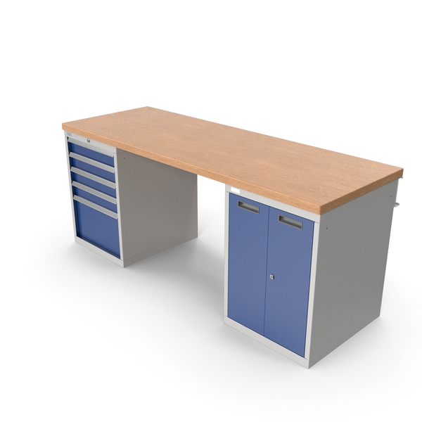 Heavy Duty Workbench PNG & PSD Images