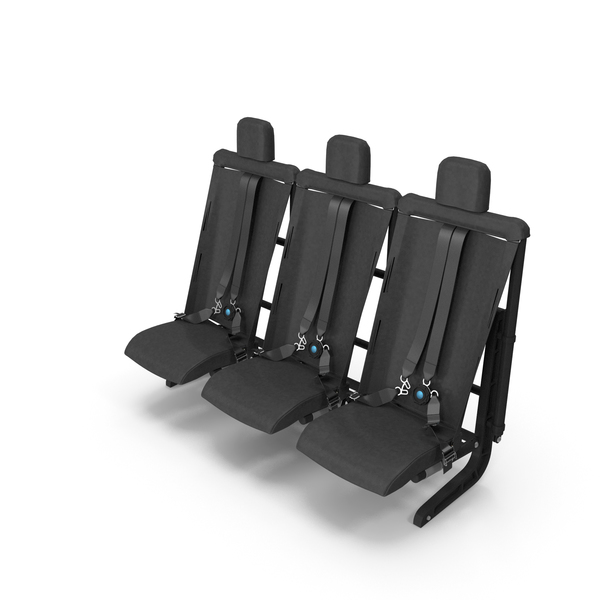 Airplane Chair: Helicopter Passenger Seats PNG & PSD Images