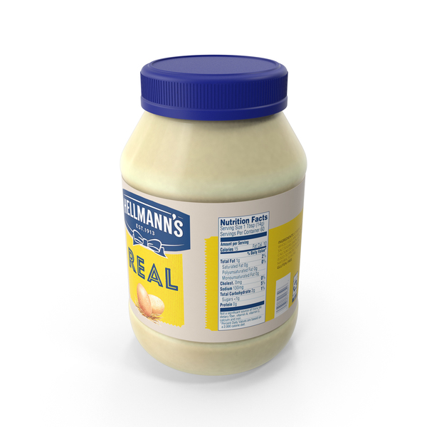 Hellmann's Mayonnaise PNG & PSD Images
