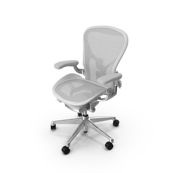 Office: Herman Miller Aeron Chair PNG & PSD Images