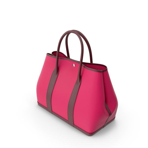 Hermes Garden Party Handbag PNG & PSD Images