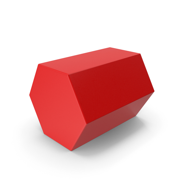 Hexagon Red PNG & PSD Images