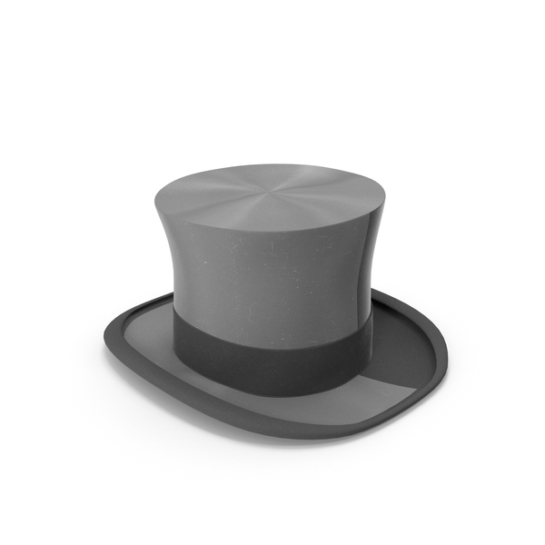 Hight Top Hat PNG & PSD Images