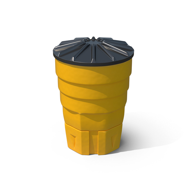 Highway Exit Barrel PNG & PSD Images