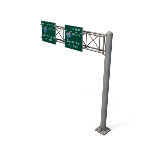 Highway Signage PNG & PSD Images