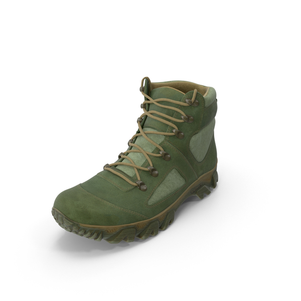 Boots: Hiking Boot PNG & PSD Images