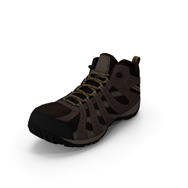 Hiking Boot PNG & PSD Images