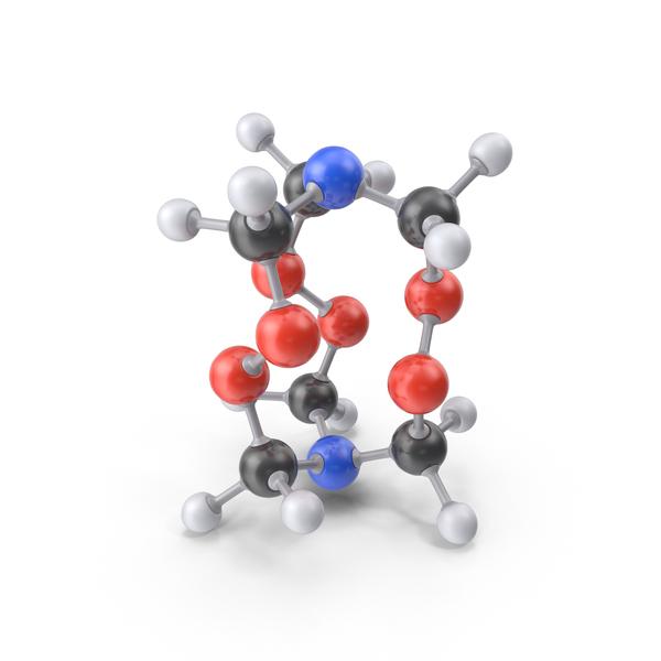HMTD Molecule PNG & PSD Images