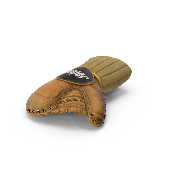 Hockey Glove Branded PNG & PSD Images