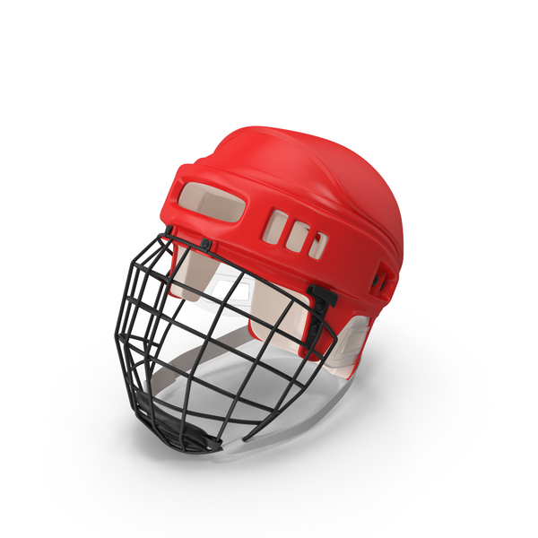 Hockey Helmet Object