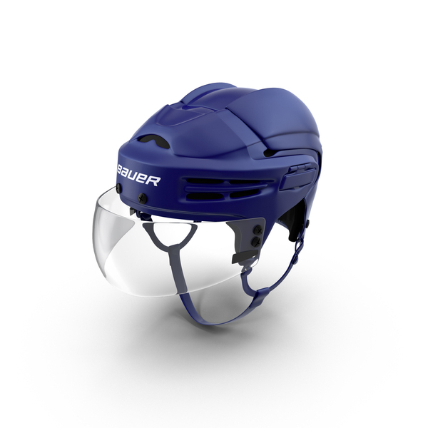 Hockey Helmet Bauer 9900 Object