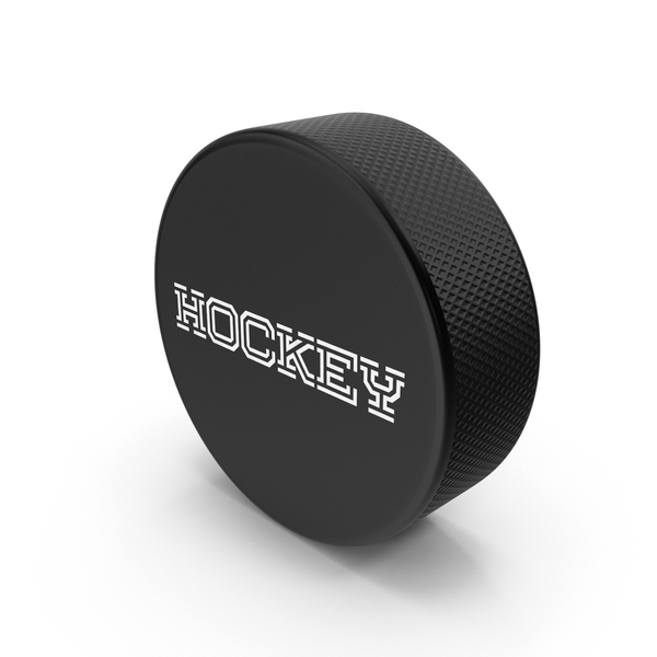 Hockey Puck Standing PNG & PSD Images