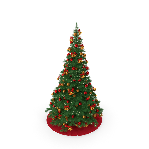 Holiday Christmas Tree PNG & PSD Images