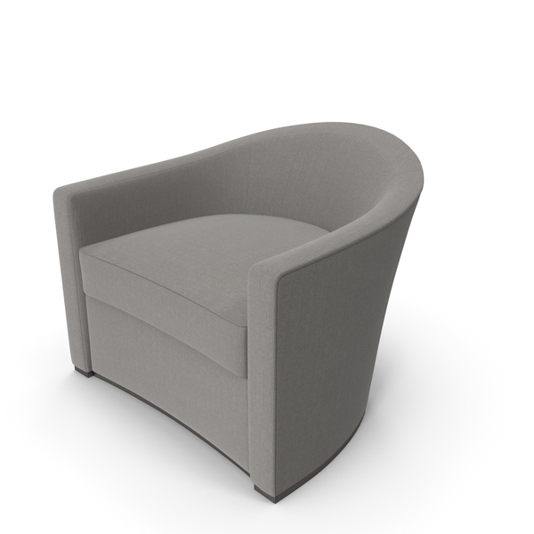 Holly Hunt Sevilla Chair PNG & PSD Images
