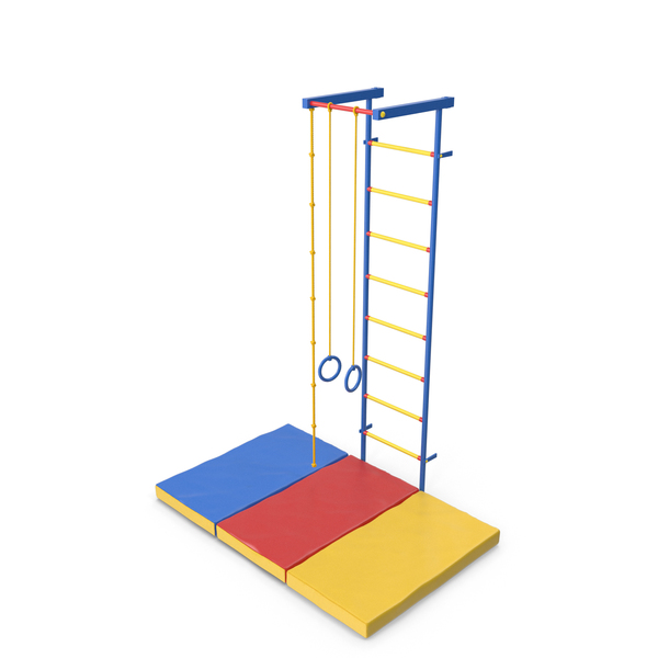 Home Sport Playground Gym Play Set PNG & PSD Images