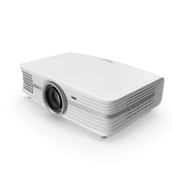 Mini: Home Theatre Projector Optoma UHD60 4K PNG & PSD Images