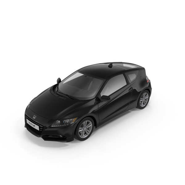 Coupe: Honda CR-Z PNG & PSD Images