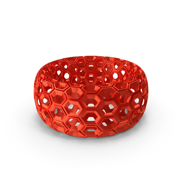 Honeycomb Ring PNG & PSD Images