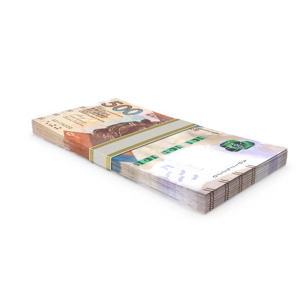 Hong Kong Dollar Banknote Stack PNG & PSD Images