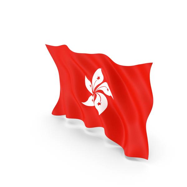 Hong Kong Flag PNG & PSD Images