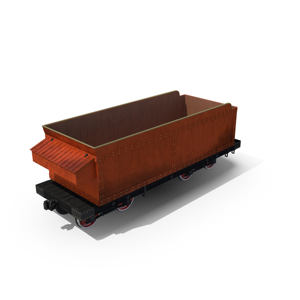 Railcar: Hopper Car PNG & PSD Images
