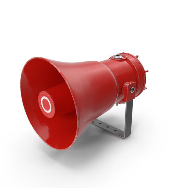 Horn Speaker PNG & PSD Images