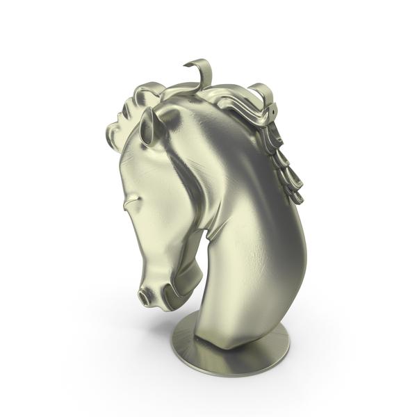 Statuette: Horse Antique PNG & PSD Images
