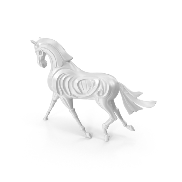 Animal Statue: Horse Sculpture PNG & PSD Images