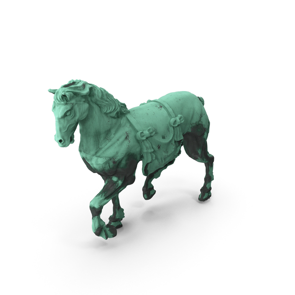 Horse Statue PNG & PSD Images