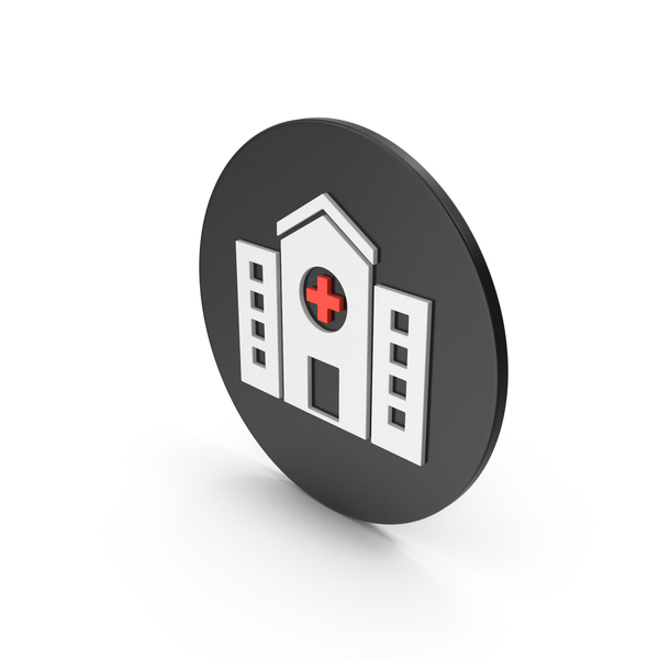 Computer: Hospital Icon PNG & PSD Images