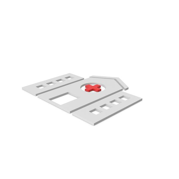 Symbols: Hospital Symbol PNG & PSD Images