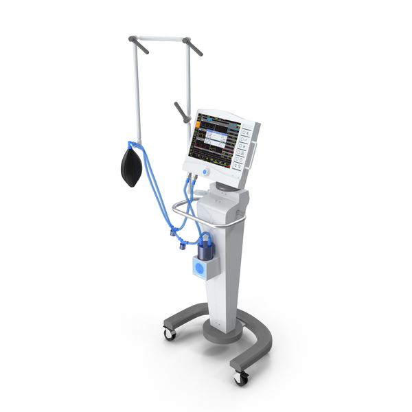 Hospital Ventilator PNG & PSD Images