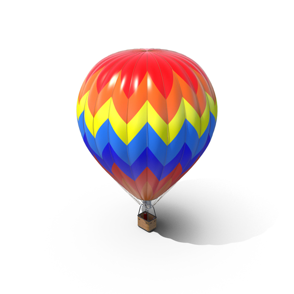 Hot Air Balloon PNG & PSD Images