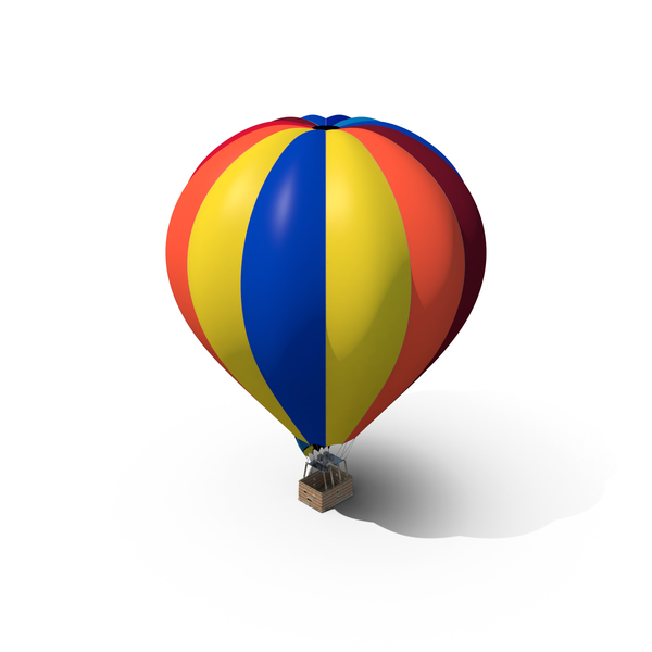 Gondola: Hot Air Balloon PNG & PSD Images
