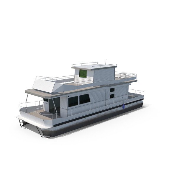 Houseboat Object