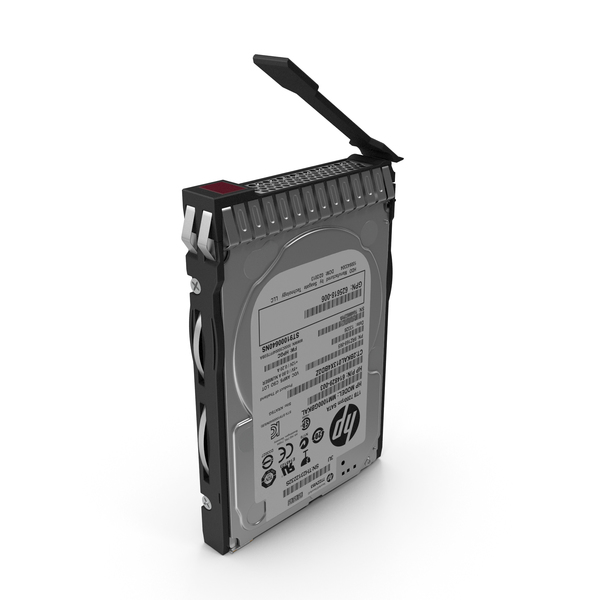 HP MM1000GBKAL HDD PNG & PSD Images