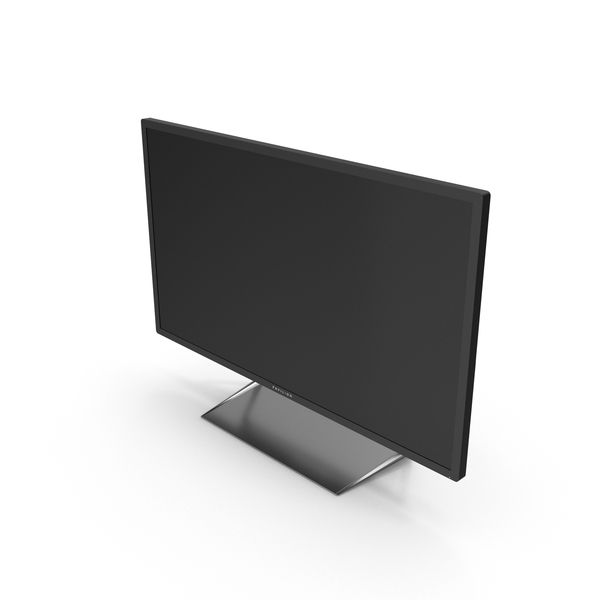 HP Pavilion 32-inch QHD Wide-Viewing Angle Display PNG & PSD Images
