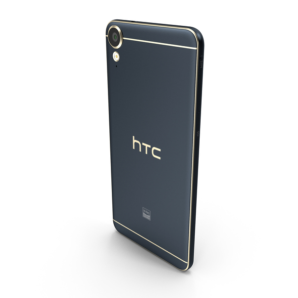 HTC Desire 10 Lifestyle Royal Blue PNG & PSD Images