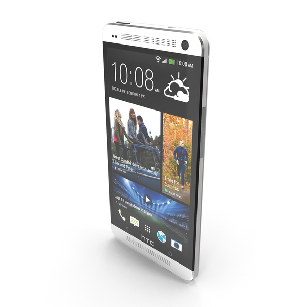 Smartphone: HTC ONE 2013 PNG & PSD Images