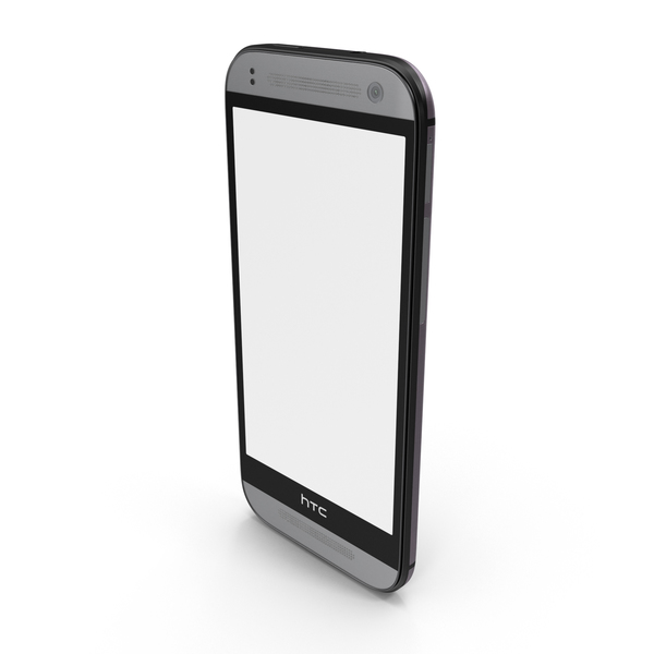 Smartphone: HTC One Mini 2 PNG & PSD Images
