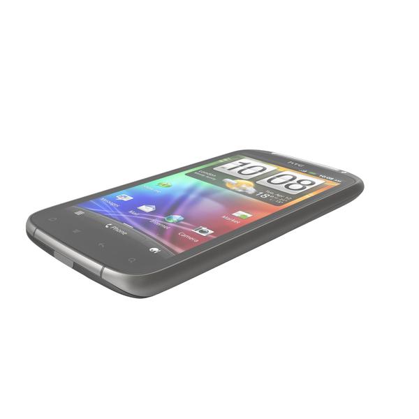 HTC Sensation PNG & PSD Images