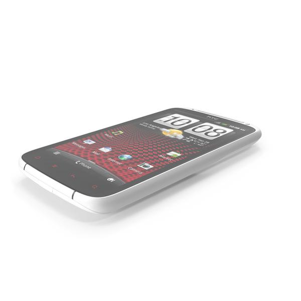 HTC Sensation XE PNG & PSD Images