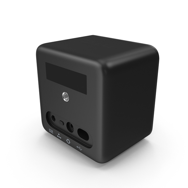 HTC Vive Base Station PNG & PSD Images