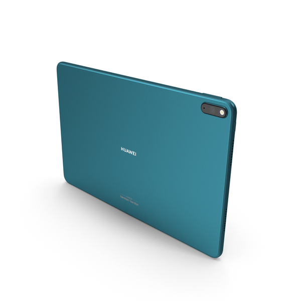 Huawei Matepad Pro (5G) Green PNG & PSD Images